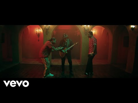 Tyga, YG, Santana - MAMACITA (Official Video)