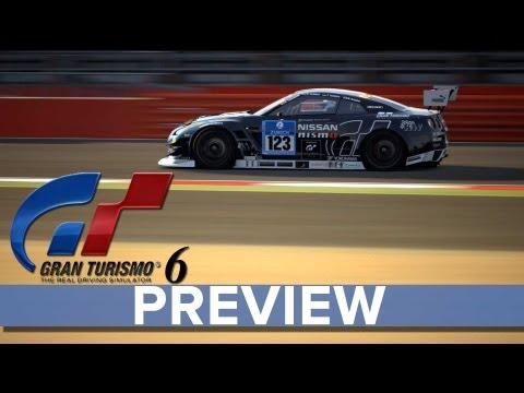 Gran Turismo 6 - Preview - Eurogamer