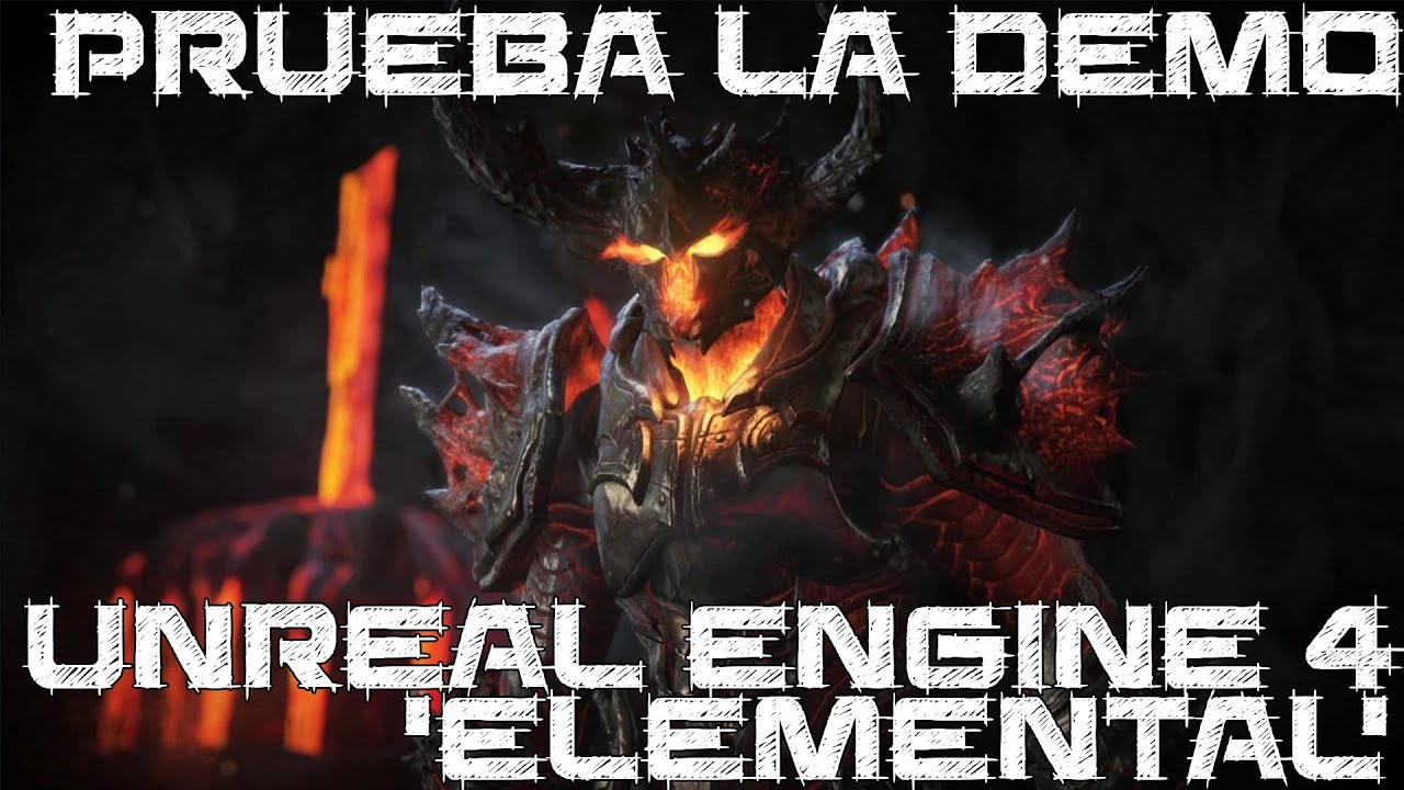 unreal engine 4 how to download demos