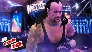 TOP 10 EPIC CUTSCENES OF THE YEAR IN WWE 2K17!