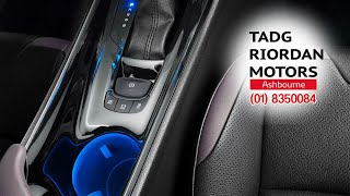 New Toyota CHR Review Meath | Tadg Riordan Motors Ashbourne (01) 8350084
