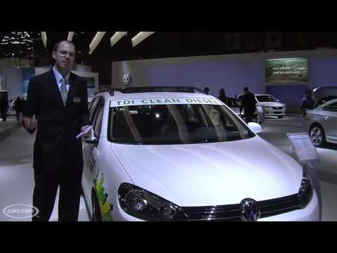 2010 Volkswagen Jetta TDI Sport Wagon Video