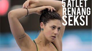 Wow, 5 Atlet Renang wanita seksi