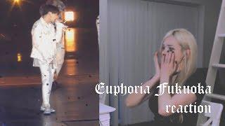 BTS (방탄소년단) Jungkook 'Euphoria' Fukuoka reaction