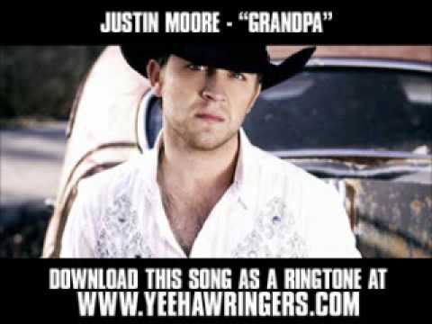 Justin Moore - Grandpa [ New Video + Download ]