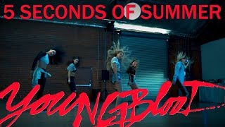 "Download Lagu 5 Seconds Of Summer - ""Youngblood"" (Dance  Routine/Tutorial) 