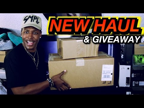 HUGE Karmaloop & Plndr Haul & $200 Gift Code Giveaway! (CLOSED)