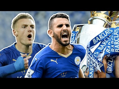 Leicester City Win The Premier League Title! | Internet Reacts