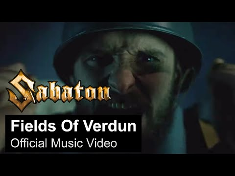 Download SABATON - Fields of Verdun    Mp4 baru