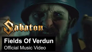 SABATON - Fields of Verdun (Official Music Video)