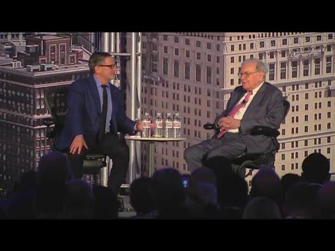 Dan Gilbert interviews Warren Buffett
