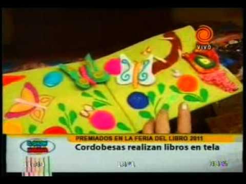 Libros artesanales en tela 20110525 youtube - Donde comprar pintura para tela ...