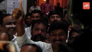 Joginapally Santhosh Kumar Celebrations After Elected to The Rajya Sabha   Telangana