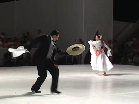 Marinera, Alfredo Dinatale y Monica Grados, campeones de campeoens 2010  en Asia