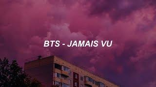 BTS (방탄소년단) 'Jamais Vu' Easy Lyrics