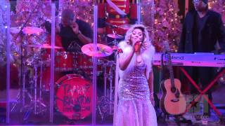 "Tamar Braxton Performs ""The Little Drummer Boy"" - HipHollywood.com"