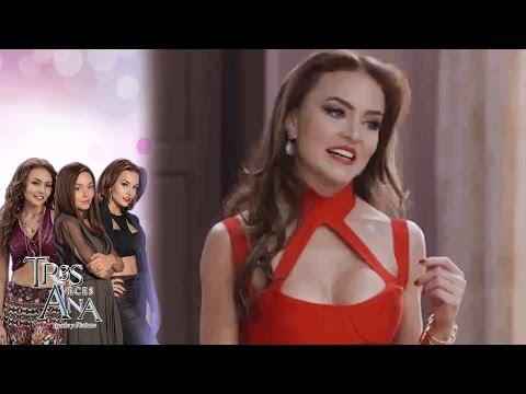 Ana Leticia secuestra a sus hermanas | Gran final de Tres veces Ana - Televisa MP3