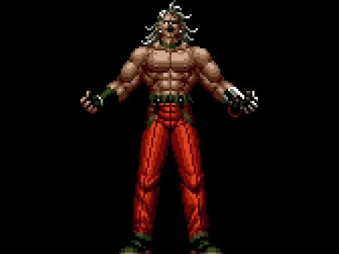 KOF Memorial LV2 - Omega Rugal 95