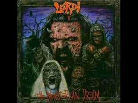 Lordi - Bring It On (The Raging Hounds Return)