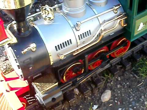 Echo classic rail 2-6-0 locomotive