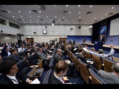 NATO Secretary General's Pre-Ministerial Press Conference, 13 JUN 2016 - Part 1/2