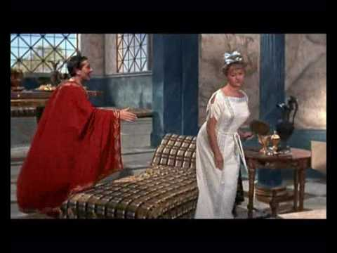Carry On Cleo - Welcome home, Caesar!