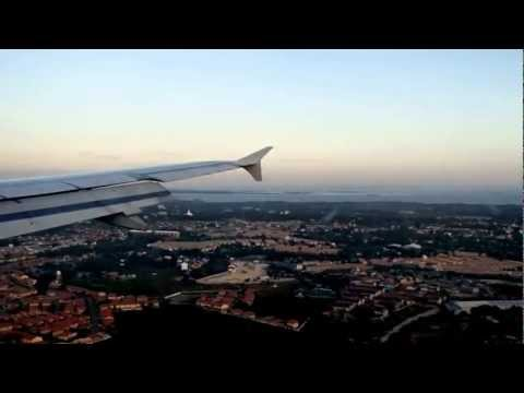 Philippine Airlines Flight 861 Landing at Mactan Cebu International Airport