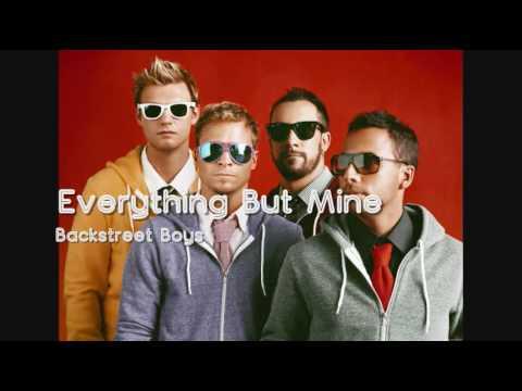 Backstreet Boys - Everything But Mine (HQ)