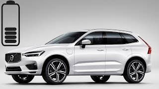 Volvo XC60 T8 AWD: EV range real test (electric only) :: [1001cars]