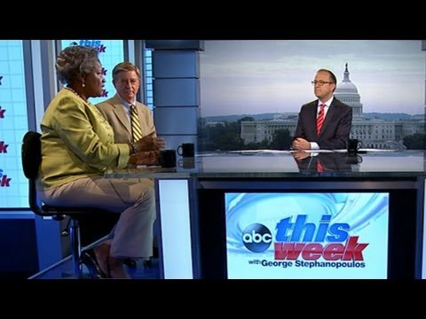 This Week in Politics - 'Average American is so Sick of Petty Negativity' 'This Week' Roundtable
