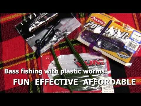 Best Lures to Use when Bank Fishing for Bass for Beginners