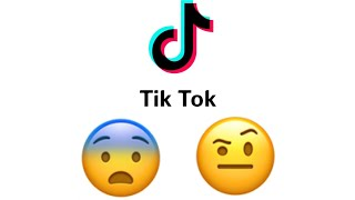 Two emoji's would describe this TikTok 😨 🤨