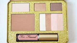 #1 - REVUE - TOO FACED - Beauty Wishes and Sweet Kisses