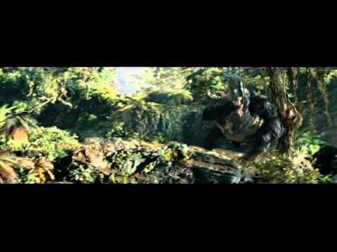 Chuck Norris All-stars: King Kong T-rex Fight! video