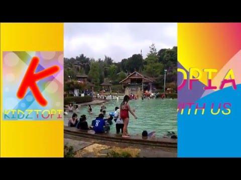 Liburan Asyik - Serunya Bermain Di Kolam Renang Ciater Spa Resort