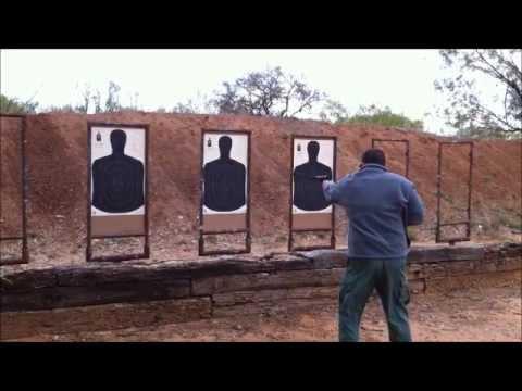 Defensive Handgun - Multidicipline Shooting Drills