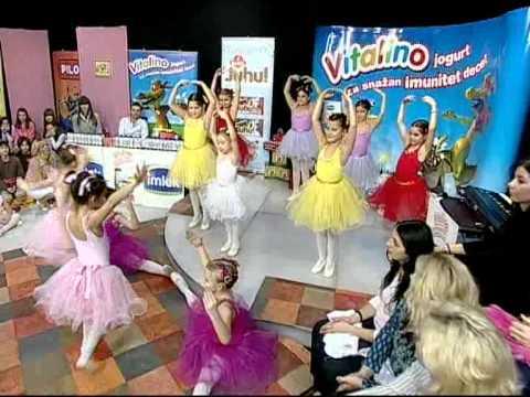 Mladi Talenti,balerine,TV KCN