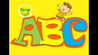 bé học viết chữ cái tiếng anh, bicro kids, trò chơi của bé