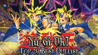 Top 20 Best Yu-Gi-Oh! Duelists