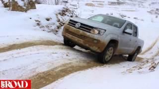OFF ROAD-Megatest: Ford Ranger, Isuzu D-Max, Nissan Navara, VW Amarok