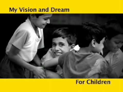 CRY America's 'My Vision and Dream for Children' campaign