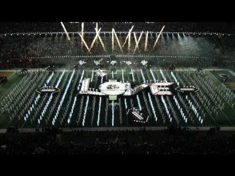 Super Bowl XLV 2011 – Halftime Show – Black Eyed Peas [HD][Full]