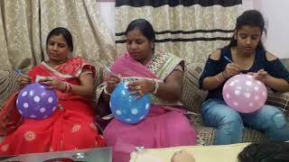 ONE MINUTE GAMES/KITTY GAME/GANGOR GAME FOR LADIES/BALLOON GAME/BIRTHDAY GAME