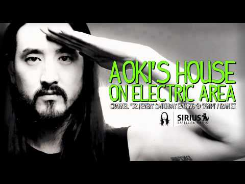 Aoki's House on Electric Area - Episode 05