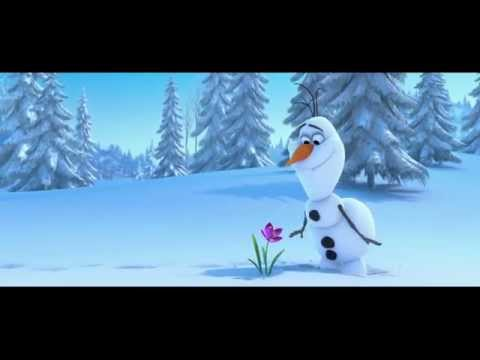 Funny Olaf from Frozen is just the cutest