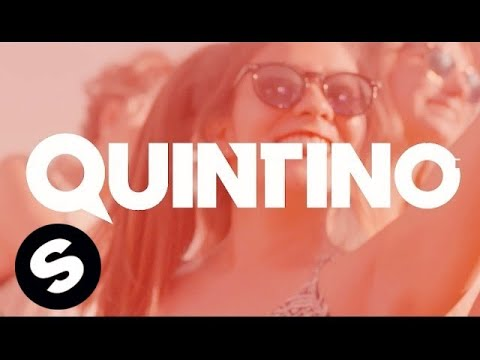 Quintino You Don't Stop retronew