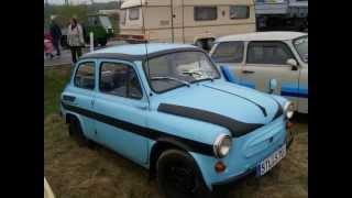 Zaporozhets Запоро́жець Запоро́жец 965 A SAS ZAZ Saporoshez Oldtimer Олдтаймер classic car