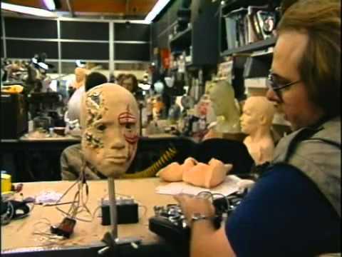 Видео как снимали Звездные войны