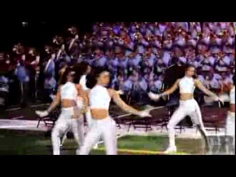 """Southern University Marching Band & Dancing Dolls """"Hello"""" by Adele"""