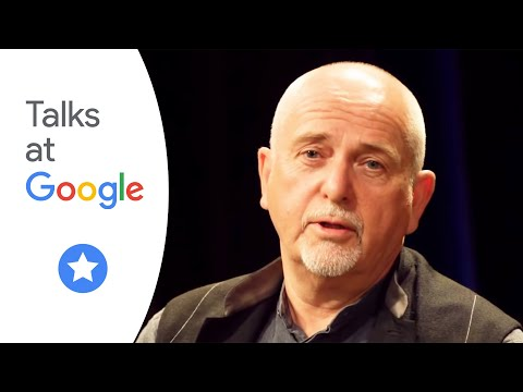 "Peter Gabriel: ""Back to Front"", Talks at Google"